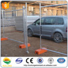 hot dipped galvanized fencing panels square tube frame fence