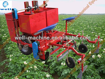 Hot sale efficient potato planter +0086 18838017833