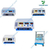 Six working mode surgical electrocautery pencil machine