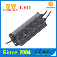 Waterproof IP67 Constant Voltage Electronic100W 12V LED Lights Driver