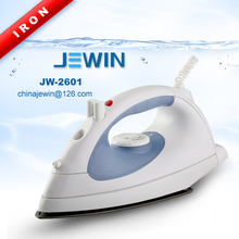 220V 1200W plastic electric steam iron as seen on TV