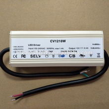 UL cUL listed IP67 Waterproof Constant Voltage dc 12v 24v LED Transformer