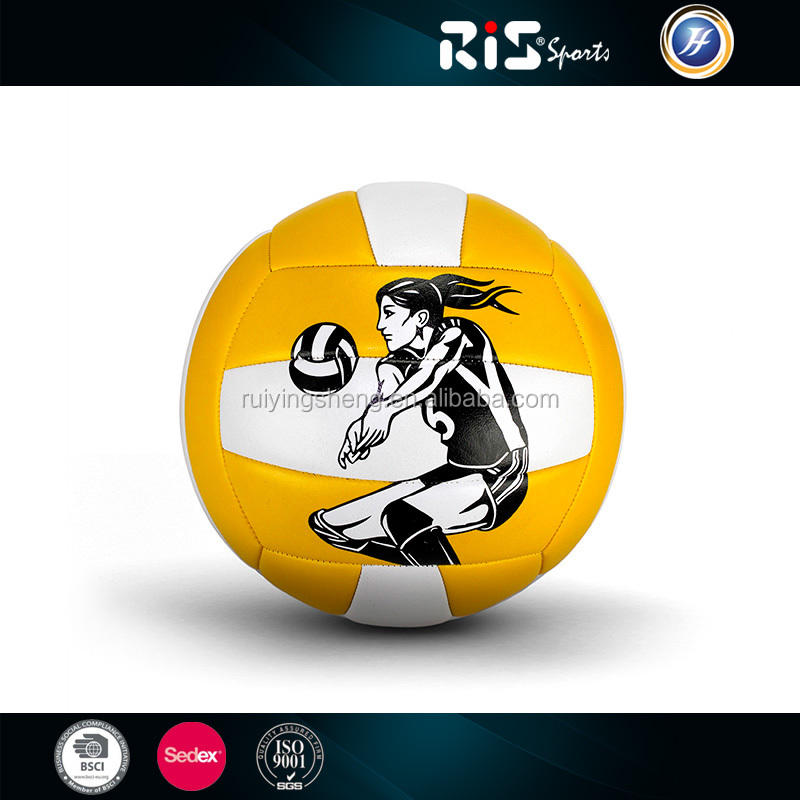 Official PVC Beach ball  size 5 volleyball
