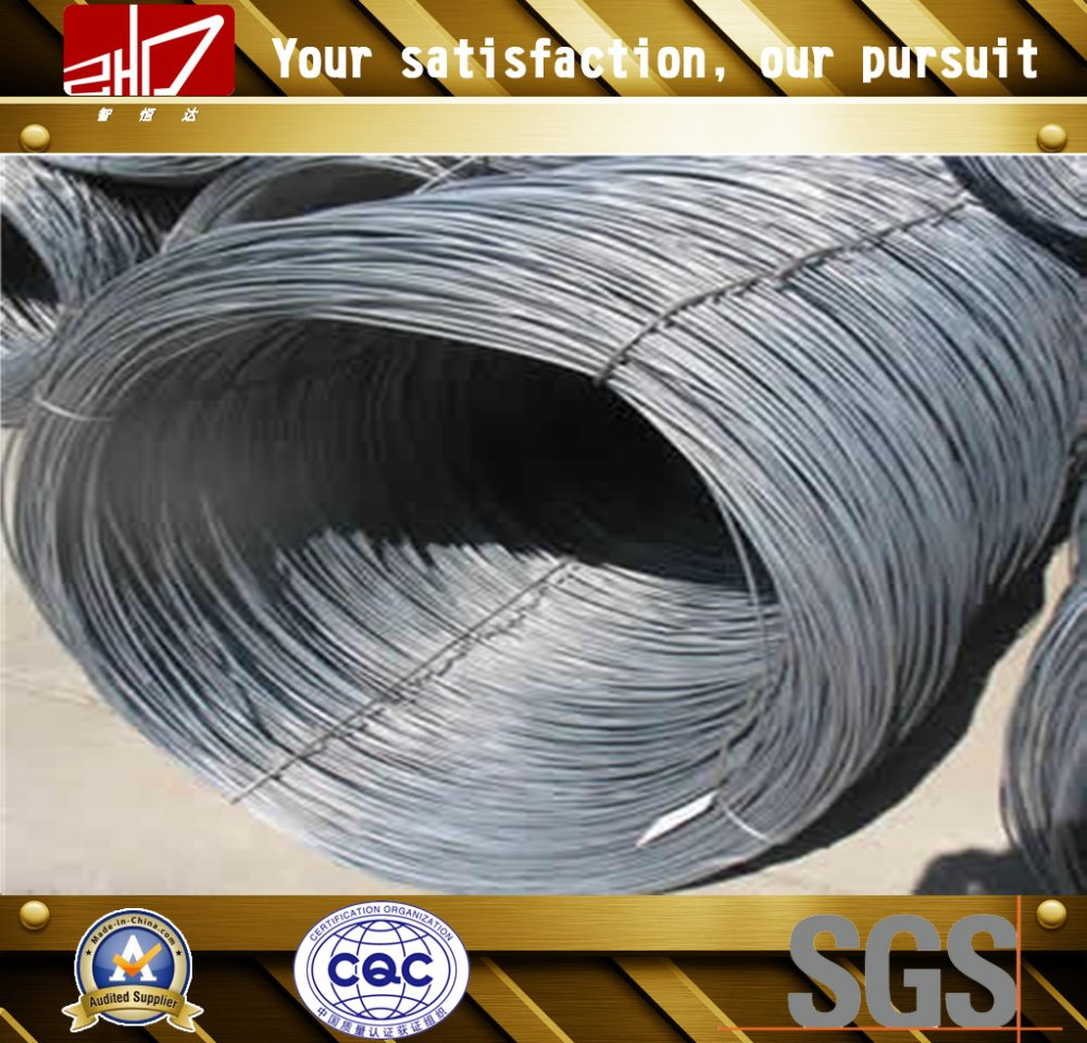 Lowest price carbon steel wire rod, wire rod sae 1006 steel sae 1008