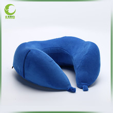 Microbead U Shaped Travel Neck Pillow for Sleeping / Cervical Support