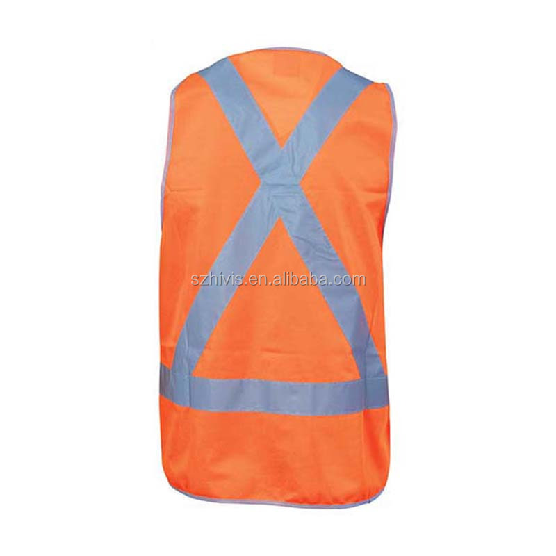 Wholesale Alibaba Safe Cloth Fluorescent Mesh Fishing Safety Vest