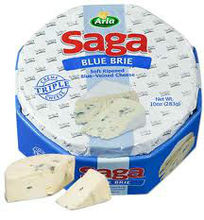 Saga Blue Brie Cheese