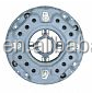 CS390YC anti-explosion clutch disc and pressure plate assy.