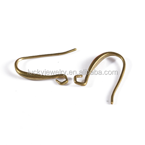 High Quality Simple Design Earrings Findings Wholesale Jewelry Components