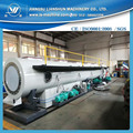 Factory direct price of SJ90 PE plastic water supply pipe extrusion making machine