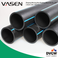 VASEN Factory Supplies HDPE Pipe Price/Pipe Hdpe List/PE pipe