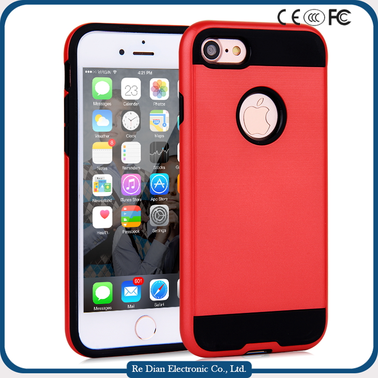New arrival custom waterproof cell phone case tup for iphone 7/7 plus