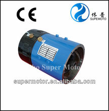 CE approved electric cargo cart motor 48v