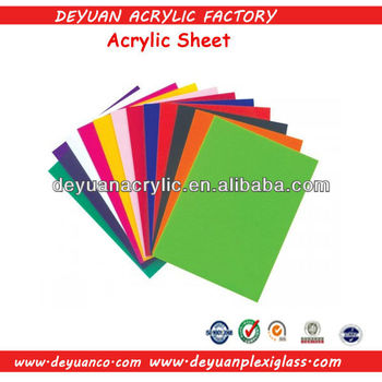 Optical cast pmma sheet/price of pmma sheet