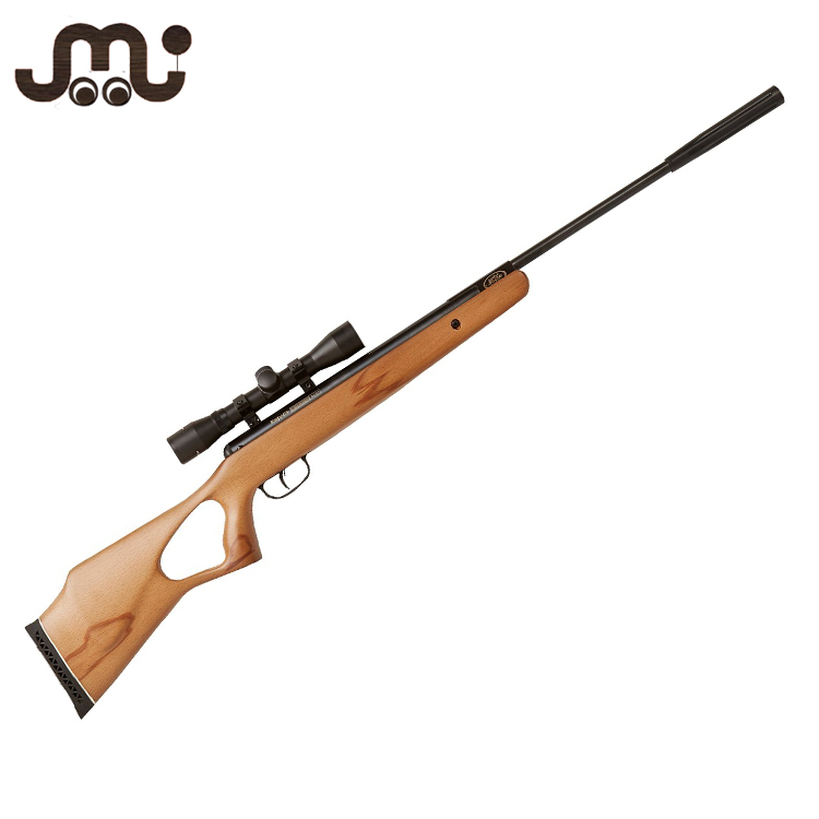 Classical soft handmade wooden rifle stock