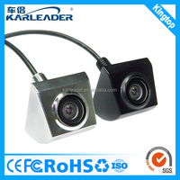 waterproof and shockproof CCD/CMOS metal small hidden reversing car camera