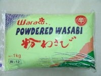 organic food snacks used for sushi high quality wasabi