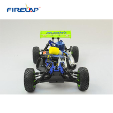 Remote control car gasoline 1/8 warhead nitro rc buggy