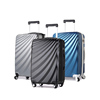 24 inch trolley traveling business students luggage with multi-direction rolling wheel