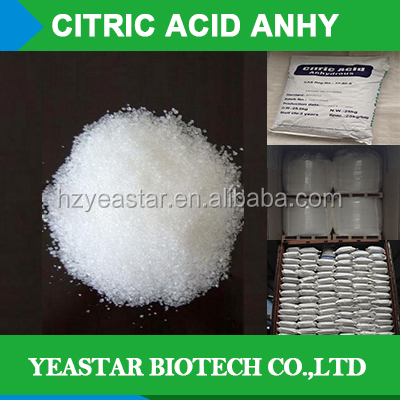 Citric acid anhydrous BP98 price