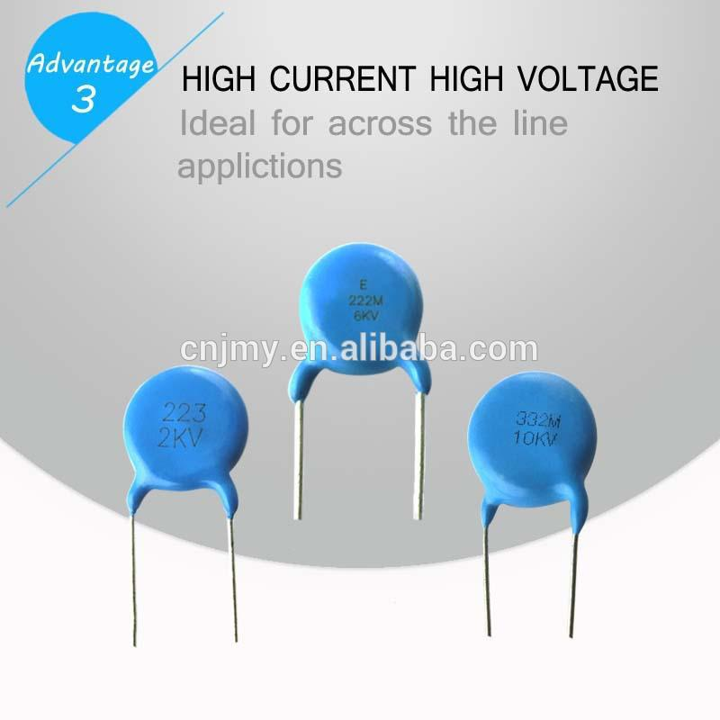 High Frequency 223 2kv Ceramic Power Capacitor High