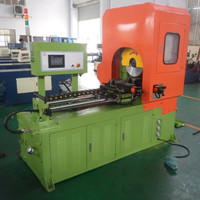 CS350CNC Full Automatic Metal Pipe Cutting