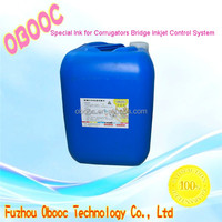 Obooc high quality conductive carbon ink, super black ink for china inkjet
