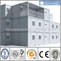 Solid Sandwich Panel Temporary Accommodation