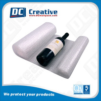 Air bubble roll plastic wrap