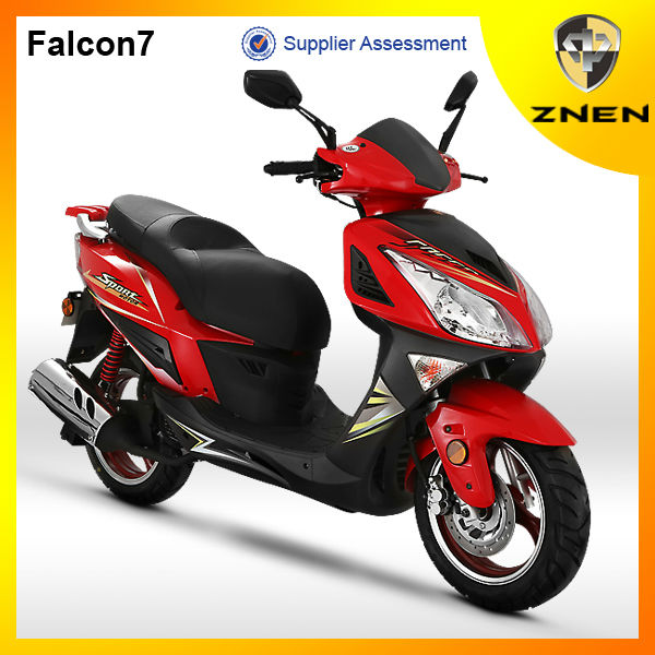 Falcon 7-- Cheap Scooter 150CC EEC EPA DOT 150CC SCOOTER with GY6 engine ZNEN scooter china produce