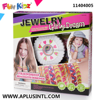 Kids Craft DIY Girly Dream Friendship Bracelets Kits