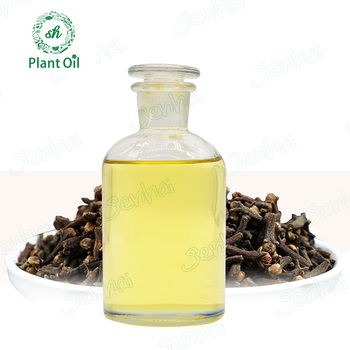 FDA factory highly quality cheap price of eugenol clove oil extracted from clove basil in bulk sale