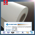 Glossy Waterproof inkjet printing Polyester Canvas 270-280gsm