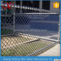 2017 Warehouse high quality safety used chain link fence