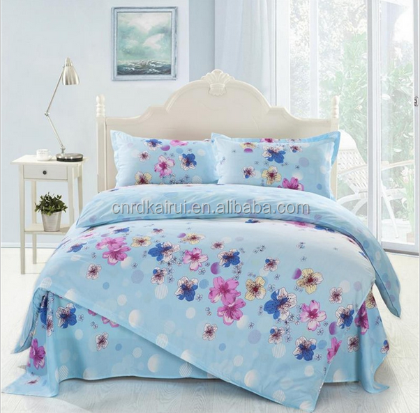 Nantong wholesale Twin full queen size comforter bedding set , cover clothing for bed lowest price
