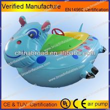 Colorful and animals style inflatable aqua water boat bumper
