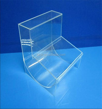 nail polish high end table top acrylic candy container