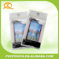 PVC Bags Hot selling high quality resealable plastic water proof phone pouch