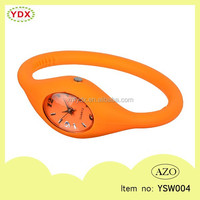 China factory supply flexible water resistant interchangeable watch