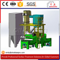 Stone Pavers Shot Blasting Machine Suppliers from China