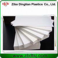factory advertising pvc flexible foam sheet 5mm