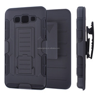 Phone case factory hard case armor impact case for samsung A5