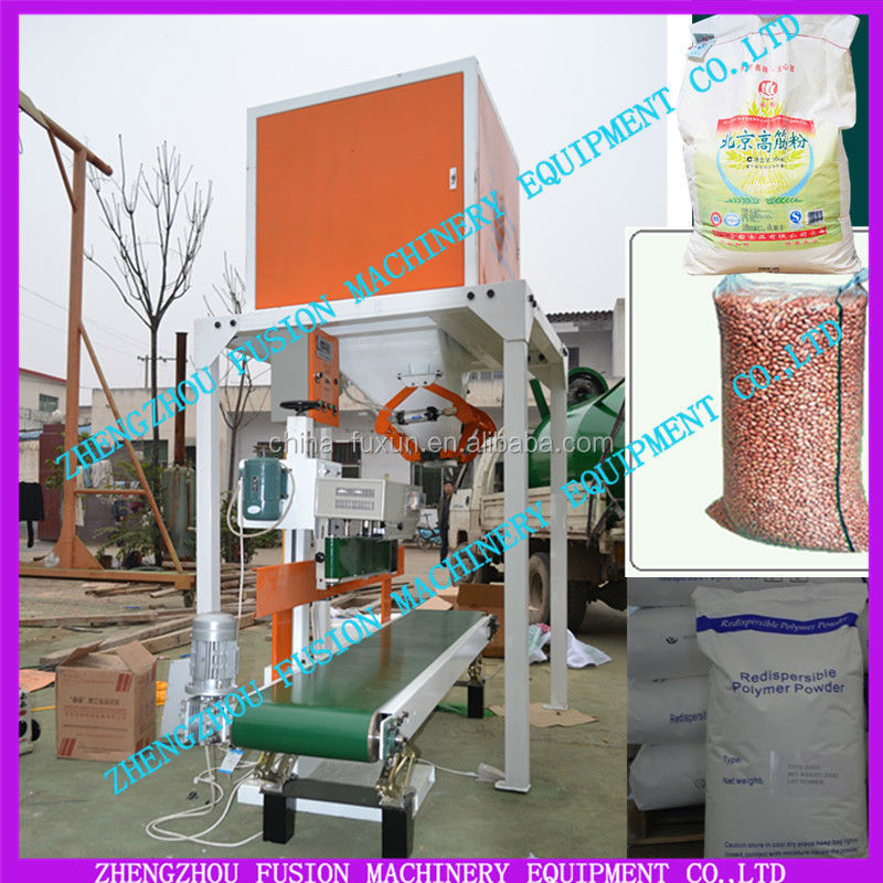 automatic grain packing machine/packing bag for grain