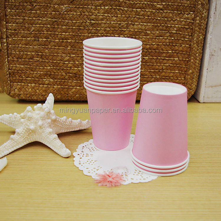 Custom hot sale decorative paper cup for party