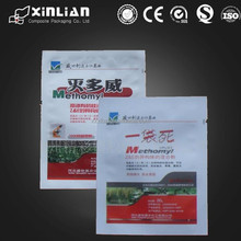 Guaranteed Quality Factory Price plastic methomyl medical packaging
