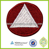 decorative nylon fabric patch
