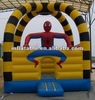 Spiderman Jumping castle inflatable castle