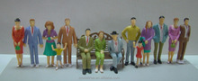 miniature people figures