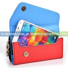 "Universal wallet phone case / purse for 5.2-5.8"" smartphone Urban Series wholesale china"