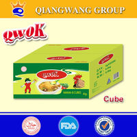 4gx25x80 Halal products chicken seasoning cube